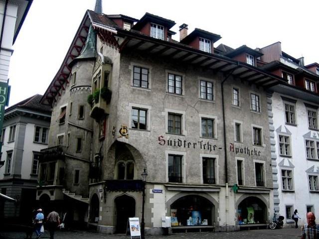 Que ver en Lucerna