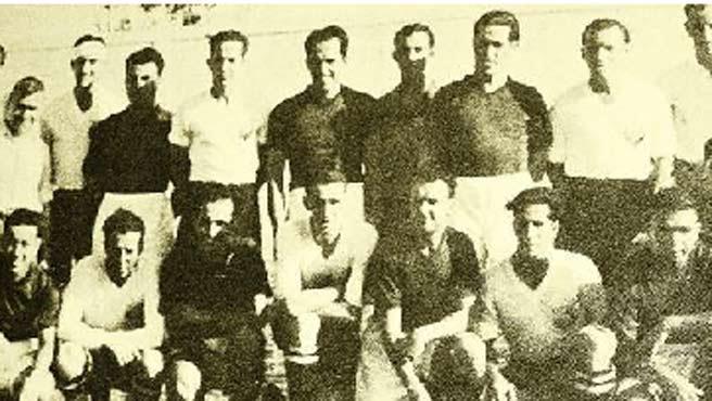 primer partido de vinotinto 12 febb 1938 en panama