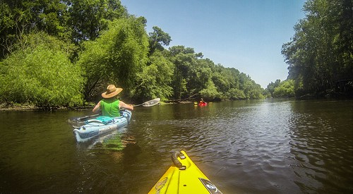 Edisto River Beer Commercial and Rope Swing Float-042