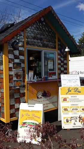 dessert food cart portland