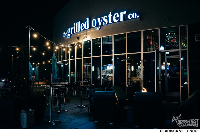 The Grilled Oyster Co.
