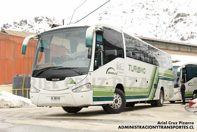Yanguas - Sewell - Irizar Century / Mercedes Benz (DLWB82)