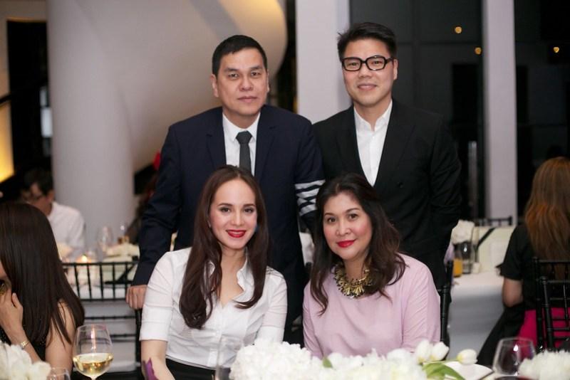 Ben Chan, Miguel Pastor, Lucy Torres Gomez, Mons Romulo