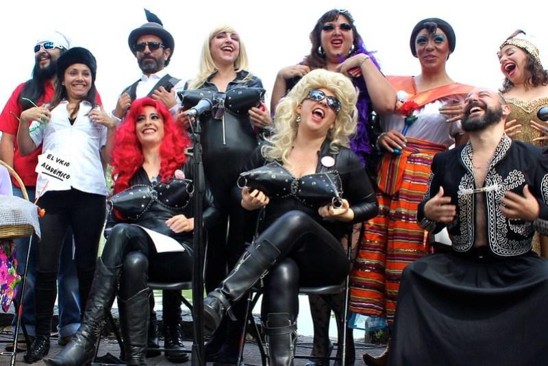Conferencia de Prensa XIII Festival Internacional de Cabaret