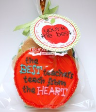 Teacher 2 cookie gift pack