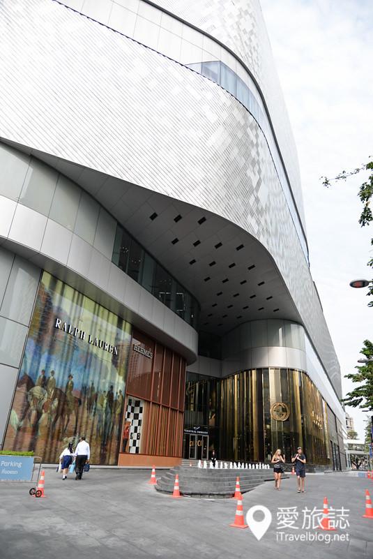 曼谷贵妇百货 Central Embassy 84
