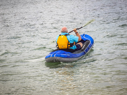 Inflatable Kayak Launch-31