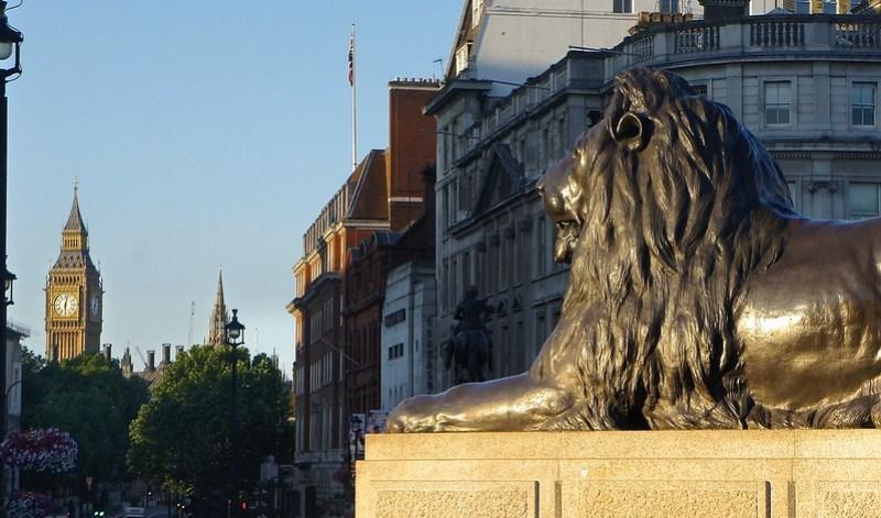 Trafalgar Square & Big Ben