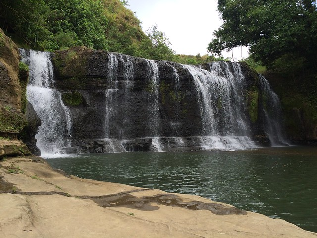 Picture from Talofofo Falls, Guam