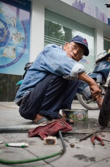 Bike Repair Man