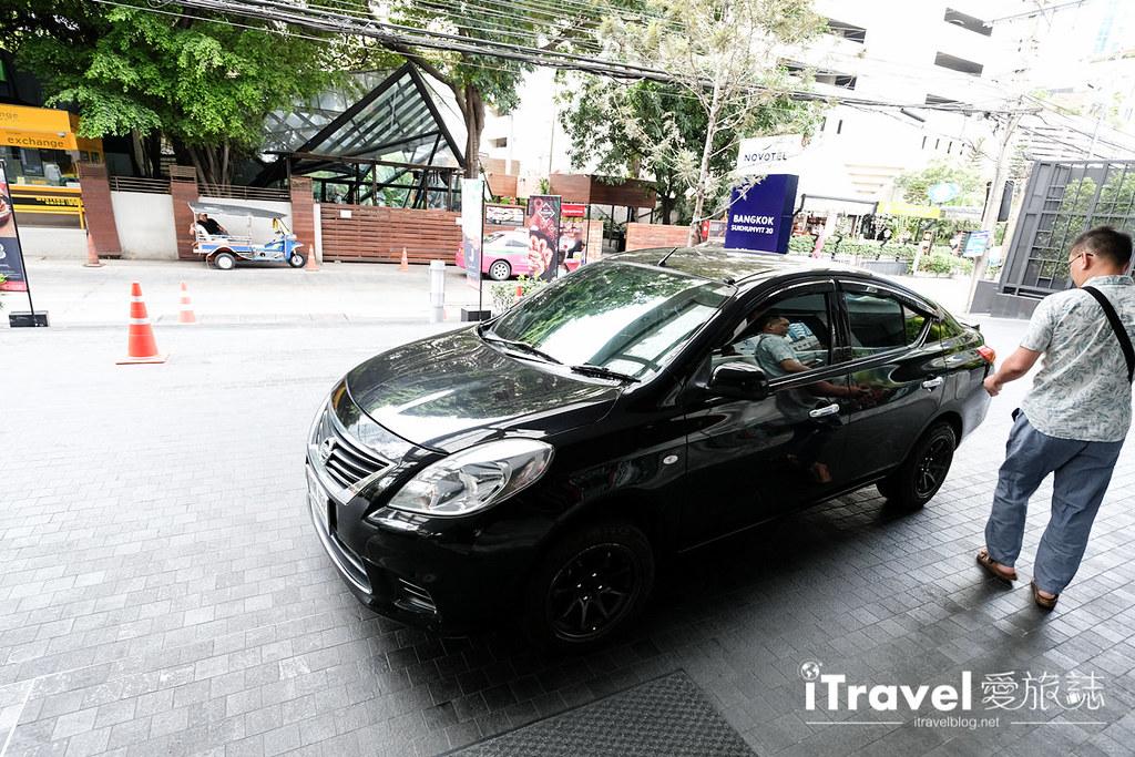 曼谷自由行工具 UBER叫车APP (27)