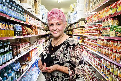 Dianne  - Cashier, Victoria Mart