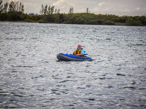 Inflatable Kayak Launch-21