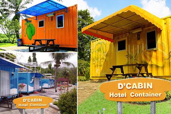 The Cabin Mekarsari