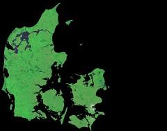 Denmark by Proba-V