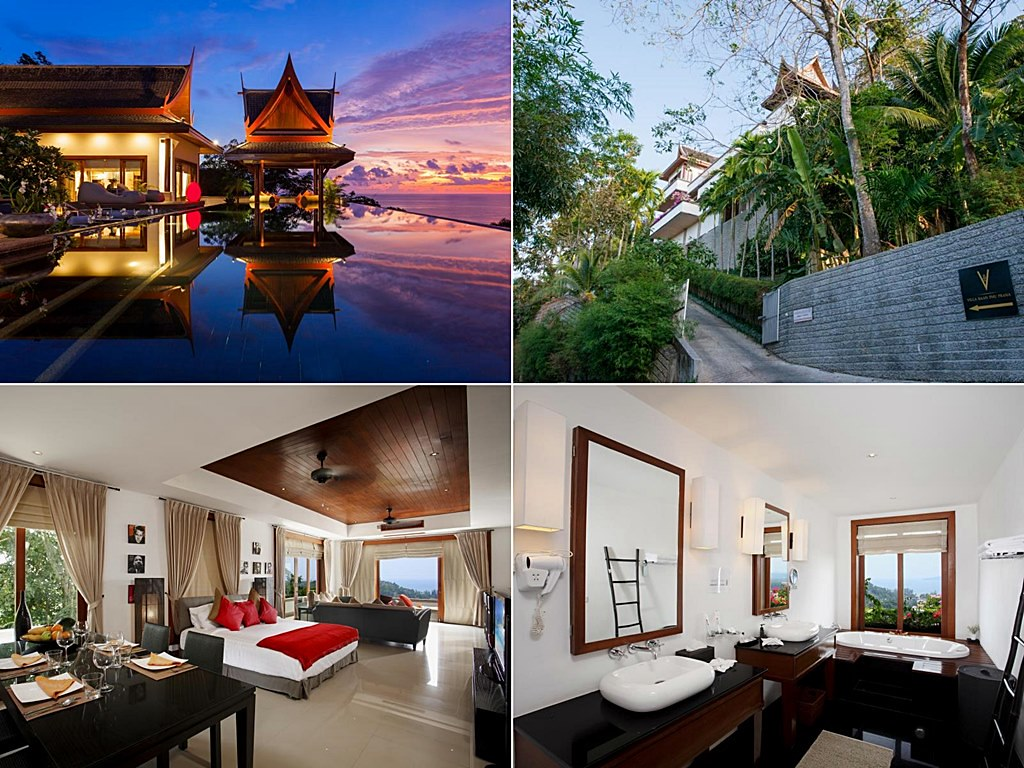 the top 10 best 5star luxury villas and hotels in phuket by customers
