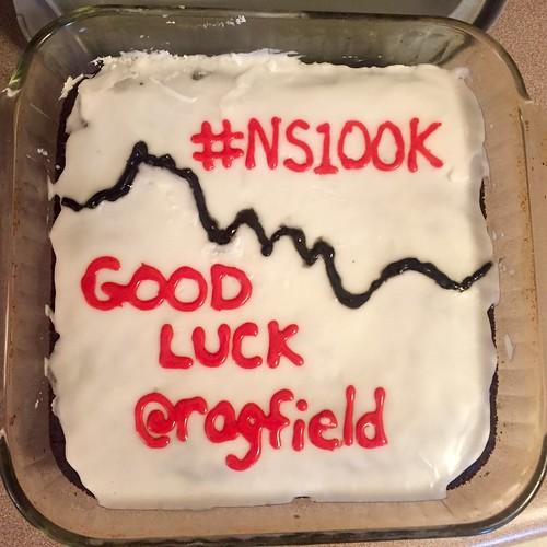 #NS100K