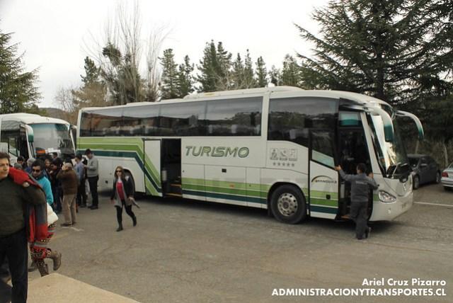 Yanguas - Club de Campo Coya - Irizar Century / Mercedes Benz (DLWB82)