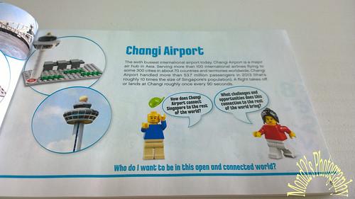 16. Changi Airport Background