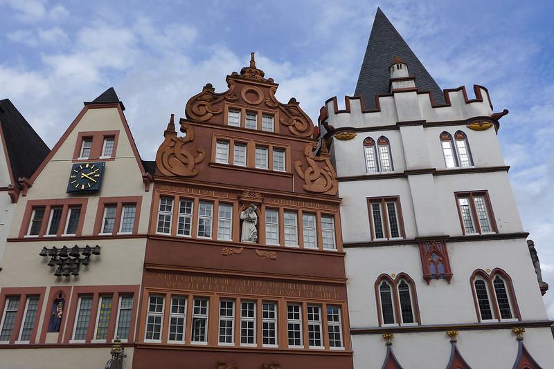 A la découverte de Trier (Allemagne) - 094 - Hauptmarkt