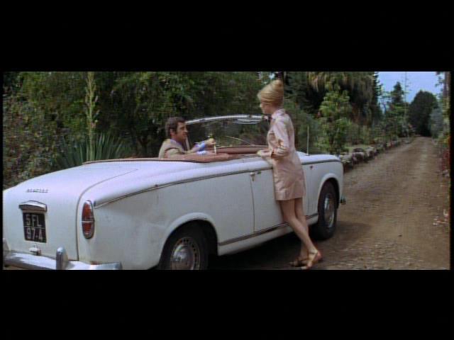 イヴ・サンローラン カトリーヌ・ドヌーヴ La sirene du Mississipi / Mississipi Mermaid (c) 1969 Les Films du Carrosse.