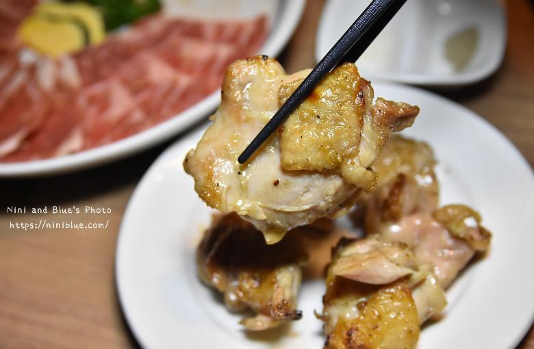 台中燒肉推薦雲火燒肉34