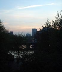Castle Park sunrise