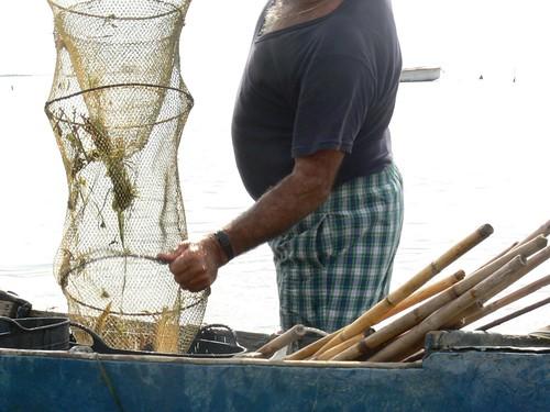 Pesca amb gànguil