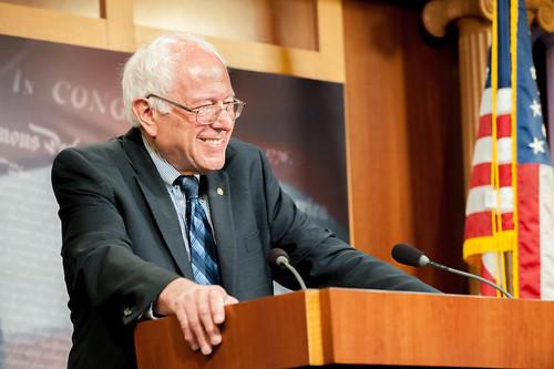 Bernie Sanders Family Leave