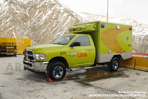Ambulancia Link - Sewell - Dodge Ram 2500 (GCTJ66)