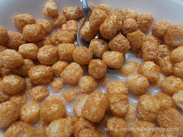Cap'n Crunch's Caramel Popcorn Crunch Cereal 2