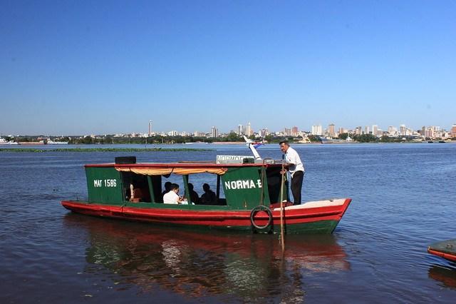 El viaje Asunción-Chaco'i