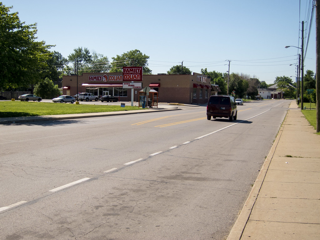 MLK southbound
