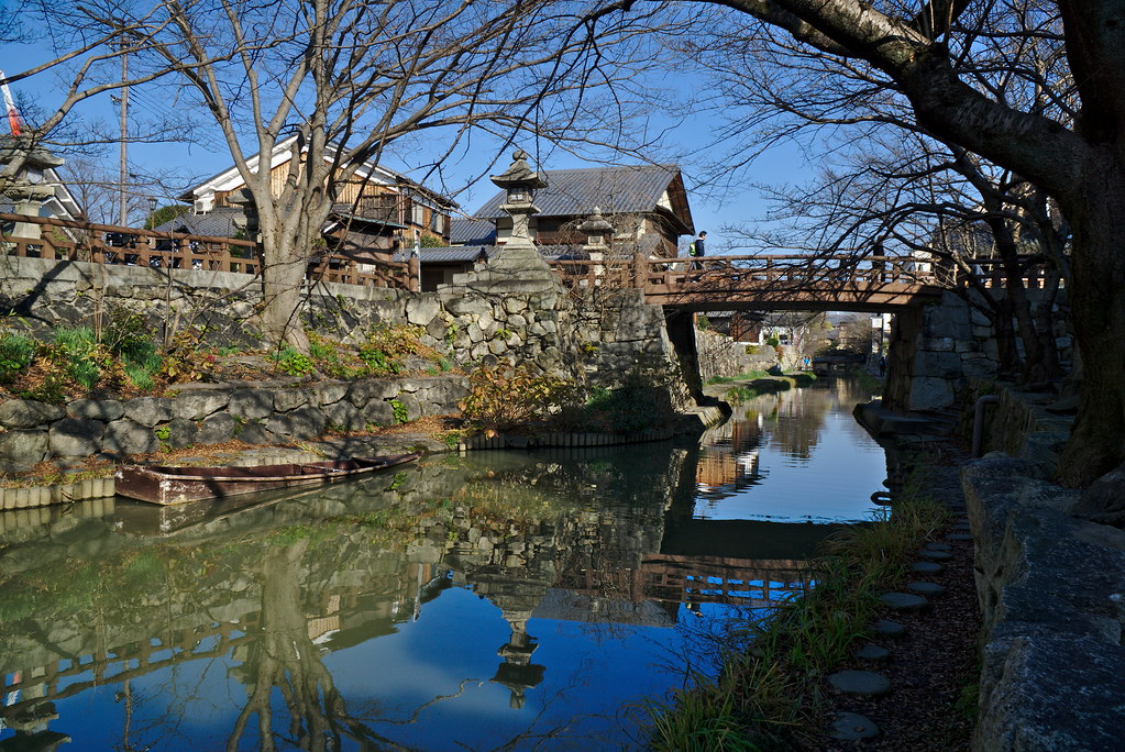 近江八幡市 (Omihachiman city)