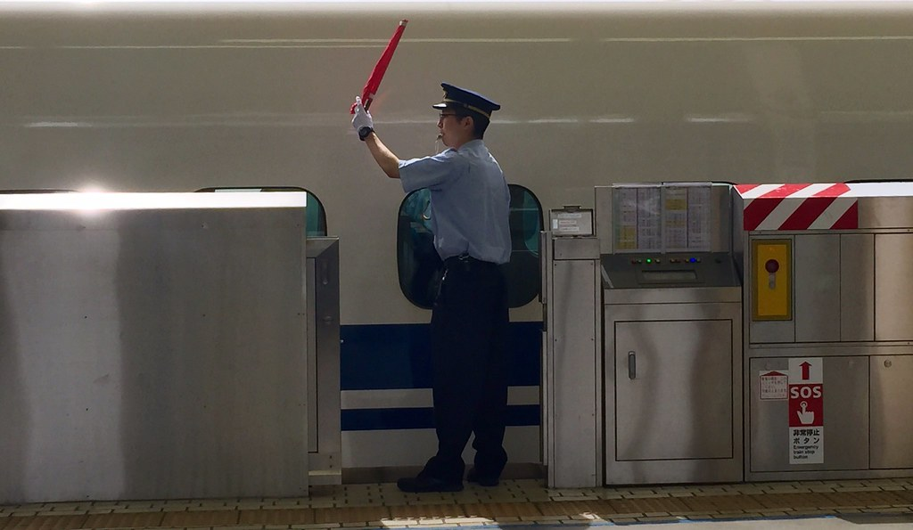 All clear sign for Shinkansen to get going