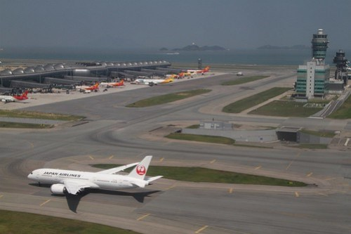 Midfield Concourse at Hong Kong International Airport now open for use