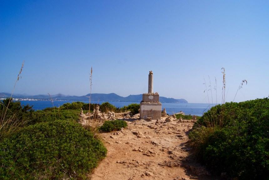 Excursión por Punta de N'Amer.