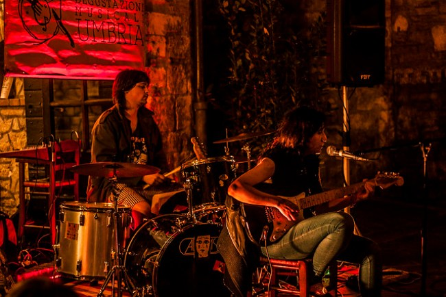Majirelle + The Afterveins @ Taverna del Torchio