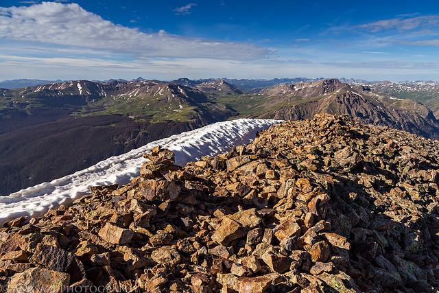 Sunshine Peak Summit