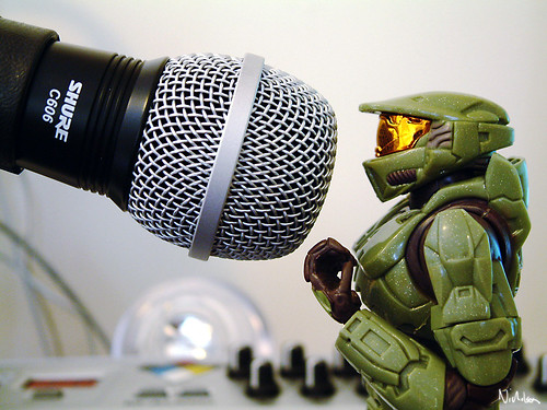 master chief sings