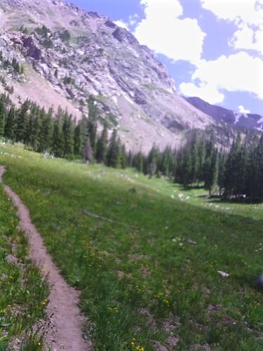 Kelly Lake Trail