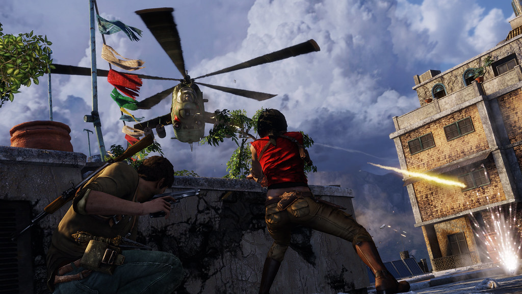 Naughty Dog Explains Why Uncharted Trilogy Doesn't Include Multiplayer 1
