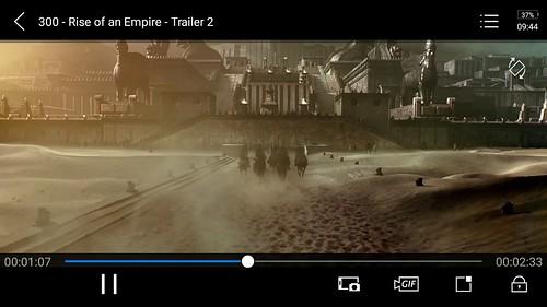 ดูคลิป 1080p บน Lenovo A7000