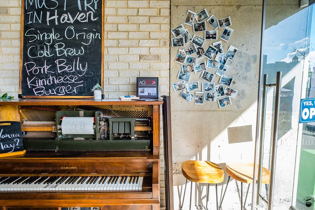 Haven Tailoring Coffee Joyously Surry Hills