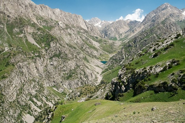 Kol Mazar route