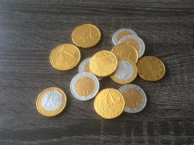 SinterKerst Swap Chocolade Geld