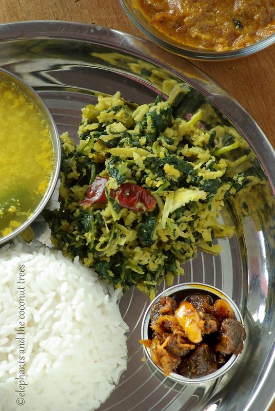 Beef pickled Kerala style erachi achar