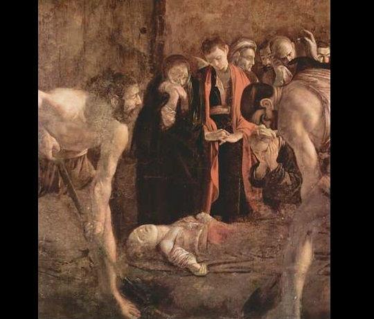 Iglesias sicilianas se disputan obra maestra de Caravaggio