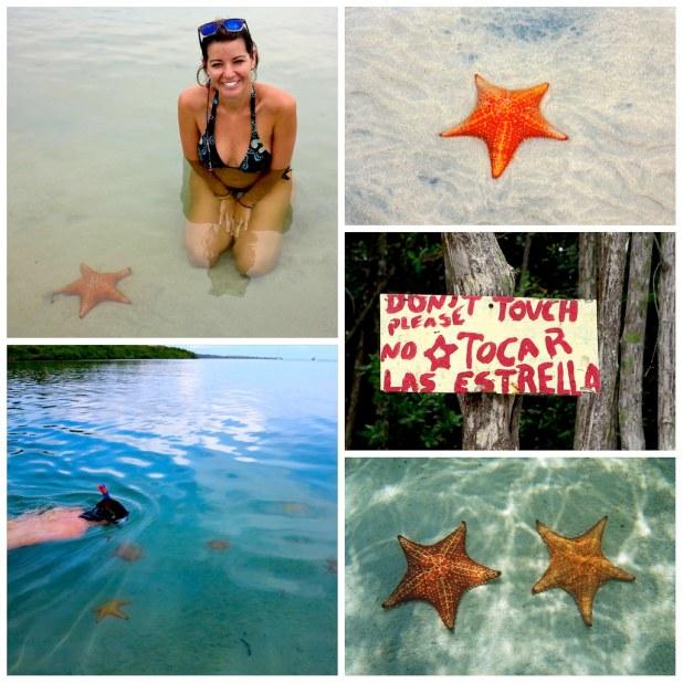 Playa Estrella en isla colon