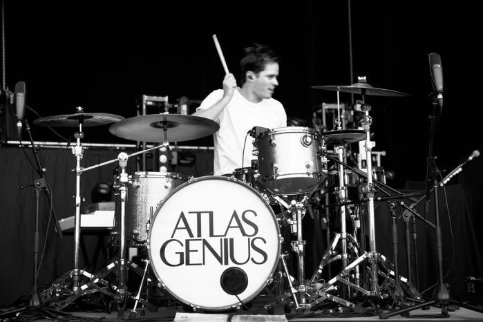 Atlas Genius Big Gig